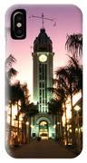 Aloha Tower Marketplace IPhone Case