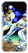 Alomar On Second IPhone Case