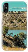 Along The Banks Of The Arkansas River IPhone Case