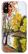 Along The Blanchard IPhone Case