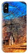Along The Country Lane IPhone Case