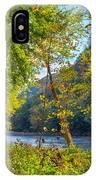 Along The Shenandoah River IPhone Case