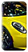 Alpha Romeo 4c Spider IPhone Case