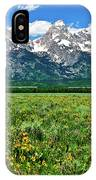 Alpine Spring IPhone Case