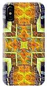 Altar Cross Tapestry IPhone Case