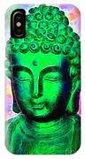 Altered Buddha IPhone Case