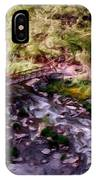 Altered States At The Park IPhone Case