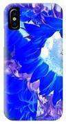 Alternate Reality Sunflower IPhone Case