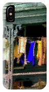 Alton Porch Wash Line No 1 IPhone Case