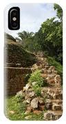 Altun Ha Maya Ruins IPhone Case