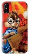 Alvin And The Chipmunks Chipwrecked IPhone Case