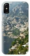 Amalfi Coast II IPhone Case
