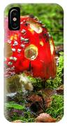 Amanita Muscaria IPhone Case