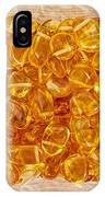 Amber #4903 IPhone Case