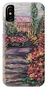 Amelia Park Garden Flowers IPhone Case