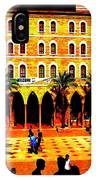 Amercian University Of Beirut  IPhone Case