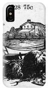 America: Farming, C1870 IPhone Case