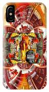 American Dream Burning - Workers Betrayed IPhone Case