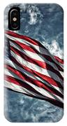 American Flag 0680b IPhone Case