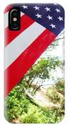 American Flag 1 IPhone Case
