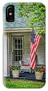 American Front Porch IPhone Case