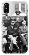 American Generals Wwii  IPhone Case
