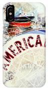American Legion IPhone Case