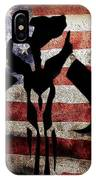 American Mandalorian IPhone Case