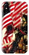 American Pirate IPhone Case