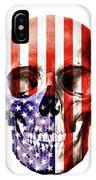 American Slull IPhone Case