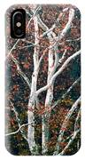 American Sycamore # 2 IPhone Case