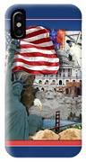 American Symbolicism IPhone Case