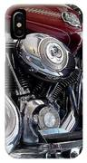 American V-twin IPhone Case