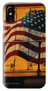 American Workhorse IPhone Case