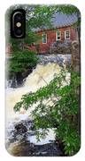 Amesbury Mill Yard IPhone Case