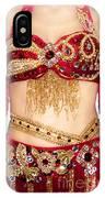 Ameynra Design - Belly Dance Costume - By Sofia Goldberg IPhone Case