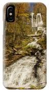 Amicola Falls Gushing IPhone Case