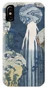 Amida Waterfall IPhone Case
