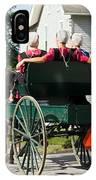 Amish Women IPhone Case