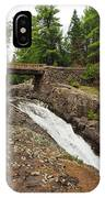 Amity Creek Falls IPhone X Case
