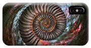 Ammonite Galaxy IPhone Case