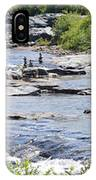 Ammonoosuc Sculptures IPhone Case