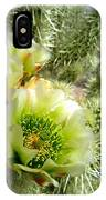 Among The Thorns 3 IPhone Case