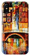 Amsterdam - Little Bridge IPhone Case