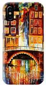Amsterdam - Little Bridge IPhone Case