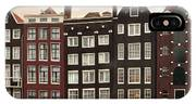 Amsterdam Architectre At Twilight IPhone X Case