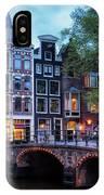 Amsterdam At Twilight IPhone Case