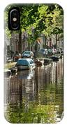 Amsterdam Canal IPhone Case