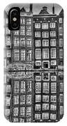 Amsterdam Reflections IPhone Case