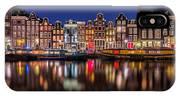 Amsterdamn IPhone X Case
